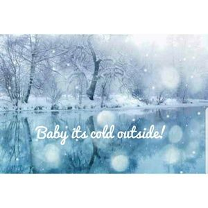 Sweaters - Baby its cold outside!  At least here :)